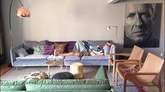 Fløyel trekk til IKEA sofa fra https://bemz.com/articles/models/sofa-covers/kas1/?fabric=DG3006