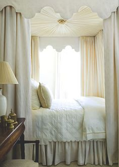 phoebe-bed by {this is glamorous}, via Flickr
