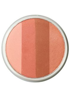 wet n wild mega glo illuminating powder in Strike a Pose Rose- perfect for a beachy glow! #makeup #bronzer #blush