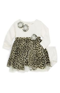Miniclasix Dress  Bloomers (Baby Girls) available at #Nordstrom