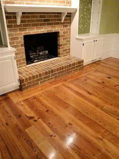 Diy Installing Antique Heart Pine Flooring