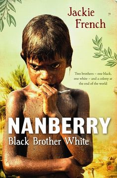 """Interactive, IWB-friendly activities for 2012 CBCA shortlisted title, """"Nanberry""""."""