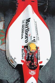 Ayrton Senna #mclaren #petrolified