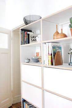 Wohnzimmergestaltung: Mein Neues Regal