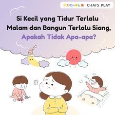 Pola tidur si kecil #cardnewws #ilustration #parenting #sleeppattern #application #aplikasiparenting #aplikasipengasuhan #chaisplay Family Therapy, Kids And Parenting, Mom And Dad, Parents, Dads, Knowledge, Education, Children, Psychology