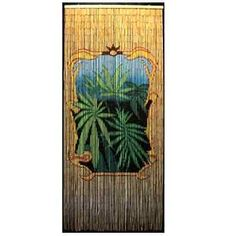 Bamboo-Bead-Leaf-Door-Curtain-Patio-Porch-Room-Divider-Wall-Hanging-Art-Gateways                                                                                                                                                      More