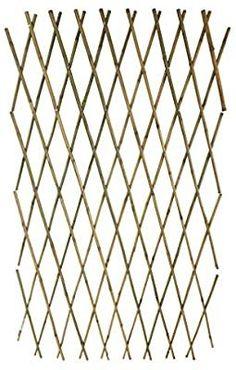 MGP Expandable Bamboo Pole Trellis#bamboo #expandable #mgp #pole #trellis Bamboo Trellis, Trellis Fence, Bamboo Poles, Garden Trellis, Aluminum Fence, Lawn And Garden, Amazing Gardens, Outdoor Gardens, Amazon
