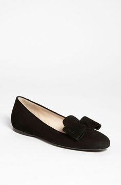 Prada Bow Smoking Slipper available at #Nordstrom