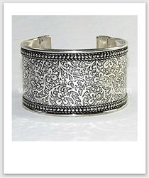 $20.00.  Keyword Tags:  Danu Designs, Jewellery with Soul, Fair Trade, Ethical, Socially Responsible, Socially Conscious, Handmade, Handcrafted, Handicrafts, Gypsy, Hippie, Bohemian, Boho, Ethnic, Tribal, Adjustable, Metal, Cuff, Cuffs, Bracelet, Bangle, Bracelets, Bangles, Jewellery, Jewelry, Fashion, Style, Shopping, Handmade Expressions, India, Indian, Silver