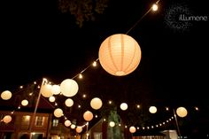 Paper lanterns The Deering Estate wedding Plan My Wedding, Dream Wedding, Wedding Stuff, Wedding Ideas, Miami Wedding, Wedding Events, Bride Groom Photos, Wedding Lighting, Paper Lanterns
