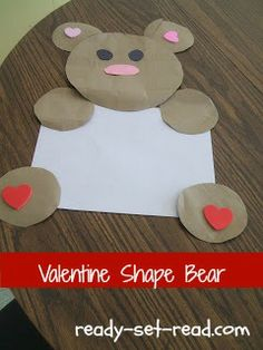 valentine's day writing worksheets for kindergarten