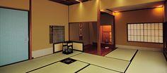 """Sukiya style tea room """"Toko-An"""" at Tokyo Imperial Hotel"""