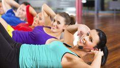 Fitness enkel voor dames: val één maat af door halfuur te sporten - Gezondheid - Goed Gevoel