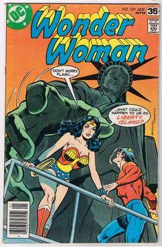 wonder woman 239 comic cover                                                                                                                                                                                 More