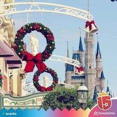 Postales mágicas te esperan en tu viaje a #disney con #enjoy15  #magicKingdom #waltDisneyWorld #avanta #transatlantica #enjoy15