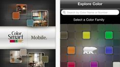 10 Things You can do with your Smartphone is to color match any item to a paint color with Color Smart) Lg Cell Phone Cases, Cell Phone Hacks, Diy Apps, Behr Colors, Matching Paint Colors, Phones For Sale, Phone Companies, Interior Design Business, Done With You