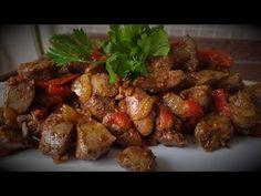 Tavuk Ciğeri - Et Yemekleri Tarifleri - SevgiilePY