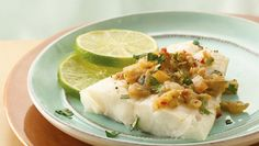 Looking for a simple way to prepare fish? All you need is 20 minutes and 5 ingredients to get this dish on the table.