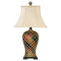 I pinned this Joseph Table Lamp from the Lamps You'll Love event at Joss and Main!