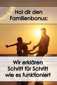 Wir erklären, wie Sie das Steuerzuckerl ausnutzen können! #familie #bonus #familienbonus #steuern #anleitung #tipps #sparen #geldsparen #investieren #raiffeisen #nachhaltig #nachhaltigkeit #zukunft #kinder #kind #vorsorgen