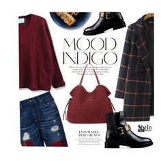 How To Wear Autumn mood Outfit Idea 2017 - Fashion Trends Ready To Wear For Plus Size, Curvy Women Over 20, 30, 40, 50