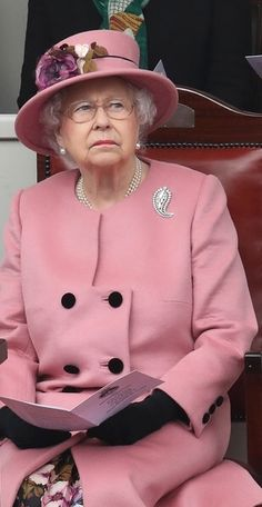 of March 2018 Queen Elizabeth ll in Plymouth, England. King Queen Princess, Hm The Queen, Her Majesty The Queen, Princess Anne, Save The Queen, Queen And Prince Phillip, Prince Charles And Diana, Prince Philip, Elizabeth Philip