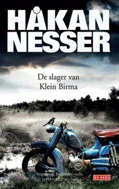De slager van Klein Birma - Hakan Nesser