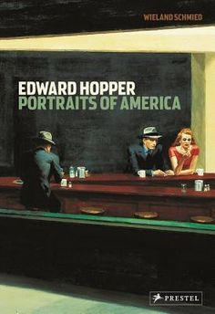 Edward Hopper: Portraits of America. This guy is my favorite painter ever.