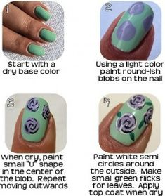 392 Best Nail Art Images On Pinterest Cute Nails Hair Beauty And