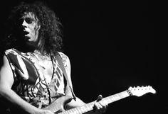 Steve Lukather 1992 in der Sporthalle in Hamburg, Germany (Kingdom Of Desire Tour) • Foto: © Torsten Sukrow