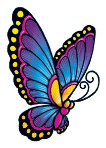 butterfly tattoos pretty and purple add a ribbon to represent fibromyalgia awareness bc im a. Black Bedroom Furniture Sets. Home Design Ideas