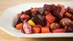 A Melange of Roasted Root Vegetables #EmerilsHoliday