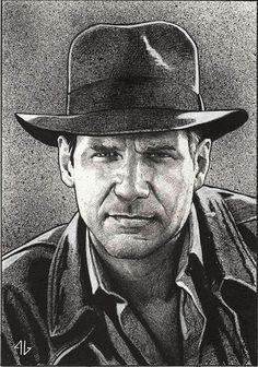 Indiana Jones by Adi Granov *