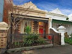 23 York Street, Fitzroy North, Vic 3068, Boom style brick Victorian attached cottage