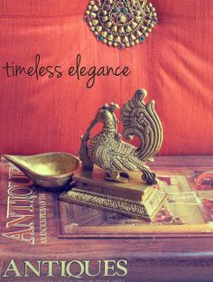 Timeless Elegance : Brass Artifacts From The Shop At My Dream Canvas