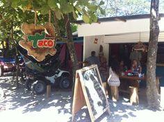 La Esquinita del Taco: Santa Teresa, Costa Rica
