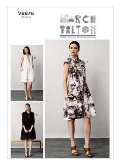 V8876 | Vogue Patterns | Sewing Patterns