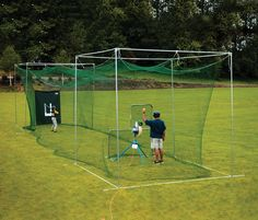 How To Build Backyard Batting Cages Honey Do List