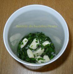 Pastrav la cuptor - Bunătăți din bucătăria Gicuței Palak Paneer, Green Beans, Food And Drink, Fish, Vegetables, Cooking, Ethnic Recipes, Koken, Vegetable Recipes