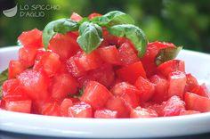 Dadolata di pomodori