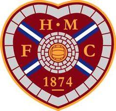 Heart of Midlothian Football Club Schottland Football Team Logos, World Football, Sport Football, Sports Logos, Custom Football, Arsenal Football, Sports Teams, Dundee Fc, Fifa