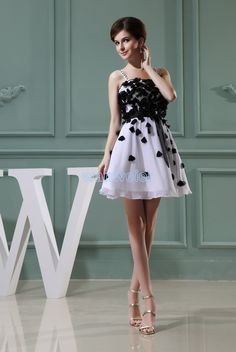 prom dresses wedding dresses mermaid formal dresses for teens glamour sheath sling short mini chiffon white cocktail dress with appliquess