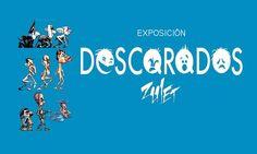 Exposición DESCARADOS en la Fábrica del Humor de la Universidad de Alcalá - http://www.dream-alcala.com/exposicion-descarados-en-la-fabrica-del-humor-de-la-universidad-de-alcala/