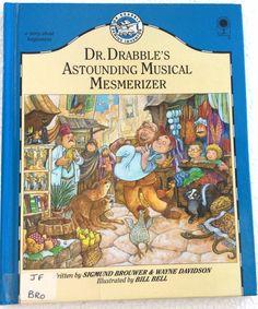 Dr. Drabble's Astounding Musical Mesmerizer HB Book Series Brouwer Davidson