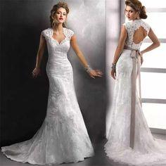 Meidi bandage lacing bridesmaid embroidery lace slim princess small–YF229