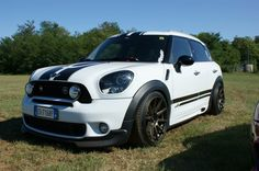 MINI COUNTRYMAN COOPER S JCW special BE MINI Club Como