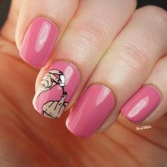 """Imgur Post - Imgur. Nail art by """"nailwitch"""" https://www.reddit.com/r/RedditLaqueristas/comments/62e8lb/dont_worry_im_not_mad_ill_just_be_over_here/"""