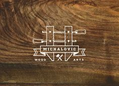 ''Aaron Michalovic is a trained timber framer from his home state of Maine. He can build a barn that will last 200 years without using nails or carve a beautiful spoon out of a branch. Watching him work encourages you to do what you love the right way.''                                 Simply looove this branding.