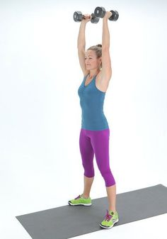 these 5 exercises work like a charm for toning your arms - starting today!