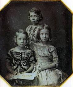 1843-gustav-oehme-trois-fillettes-berlin-daguerreotype.
